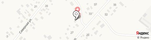Торгсервис на карте Петровки