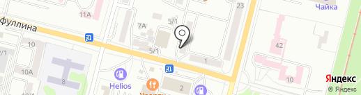 Р-ФИНАНС, ТОО на карте Караганды