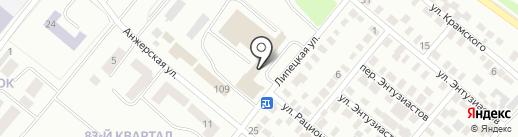 БАЙ-БОСС, ТОО на карте Караганды