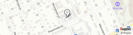 Партнер на карте Караганды