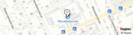 Магазин детской одежды на карте Караганды