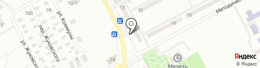 Салон штор на карте Караганды