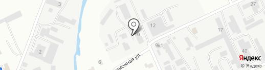 Super Dekor, ТОО на карте Караганды