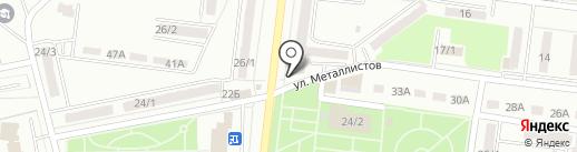 Бутик сотовых телефонов и аксессуаров на карте Караганды