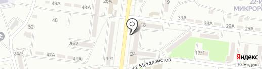 Nail bar на карте Караганды