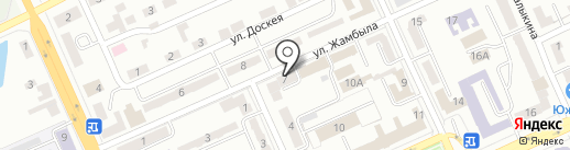 CELEBRITY на карте Караганды