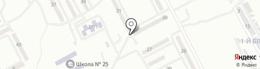 Елена1 на карте Караганды