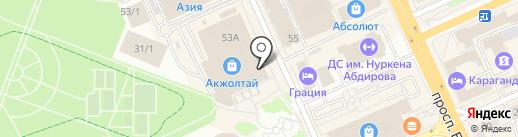 WOOPPAY.COM на карте Караганды