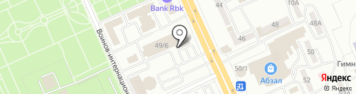 Forex Club на карте Караганды