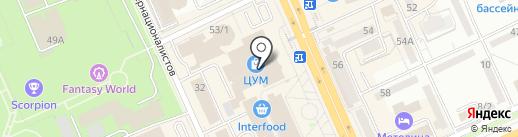 Lyx jewelry на карте Караганды