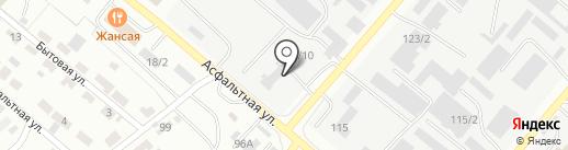 КазБелВет, ТОО на карте Караганды