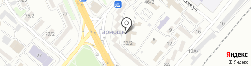 СЭ центр, ТОО на карте Караганды