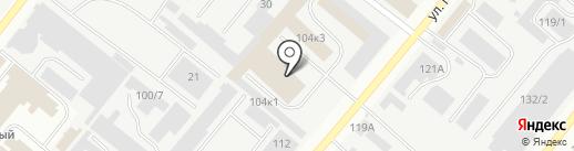 Магазин тапочек на карте Караганды