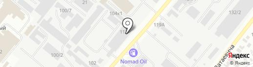 АШК Автошины на карте Караганды