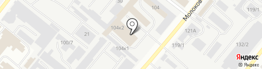 Дастархан на карте Караганды