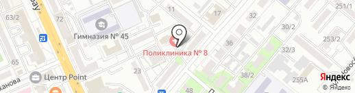 DoorMaster на карте Караганды