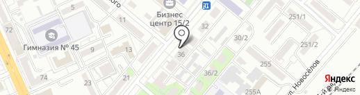 Michelle на карте Караганды