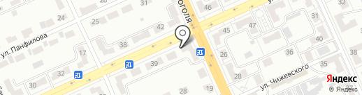 Компания по раскрою стекла на карте Караганды