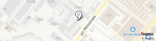 Алекс KZ, ТОО на карте Караганды