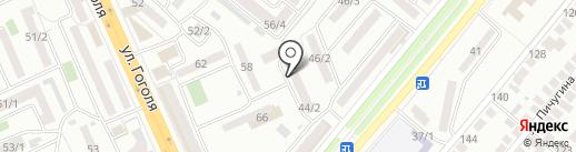 TeatRoom на карте Караганды