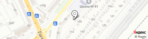 Студия красоты и школа Анары Нургалиевой на карте Караганды