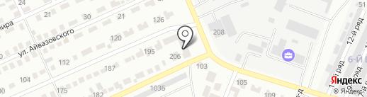 Столярный цех на карте Караганды