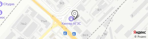 ZOKO на карте Караганды