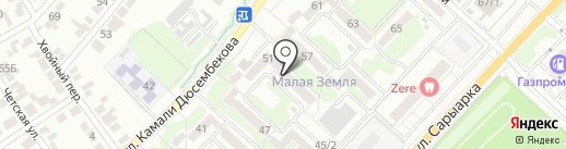 Angel`s food на карте Караганды