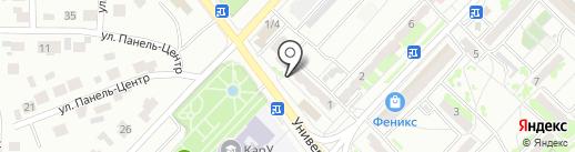 TOOMAN на карте Караганды