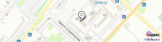 СибЭлектроМотор-Казахстан, ТОО на карте Караганды