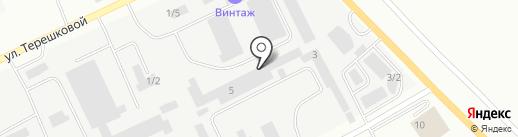 PrimeService на карте Караганды