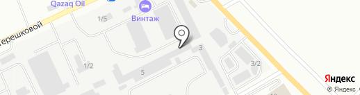 Stalleks на карте Караганды