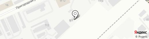 Строй Инвест и К, ТОО на карте Караганды