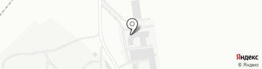 Diesel на карте Караганды