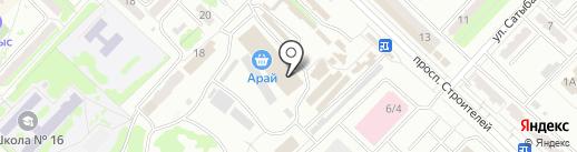 Для дома на карте Караганды