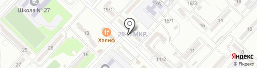 Сеньор помидор на карте Караганды