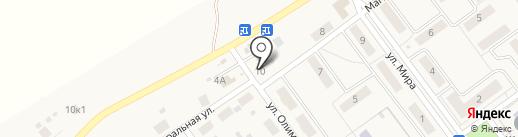 Магазин бытовой химии и косметики на карте Горячего Ключа