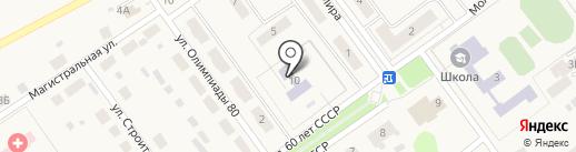 Горячеключевской детский сад на карте Горячего Ключа