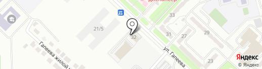 IdeAls Александры Морозовой на карте Караганды