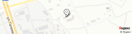 Конный клуб на карте Караганды