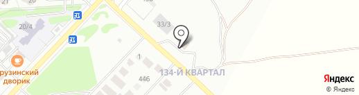 Gazcenter на карте Караганды