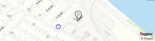 Автоспецназ на карте Горячего Ключа