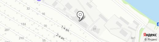Дом Леон на карте Горячего Ключа