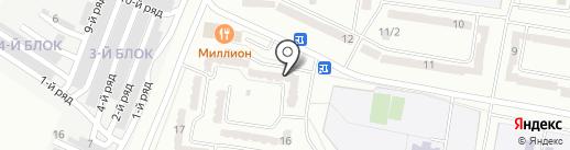 Компания по реставрации ванн на карте Караганды