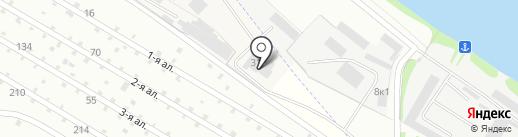 ДДБ-Строй на карте Горячего Ключа