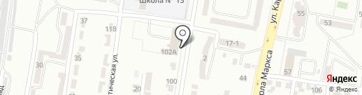 Центр акробатики и йоги на карте Караганды