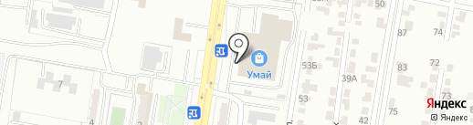 Интер Present, ТОО на карте Караганды