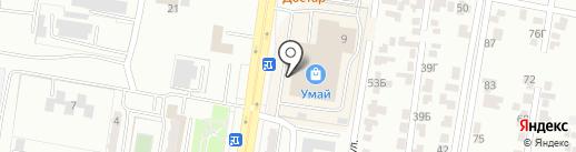 Vi ki el на карте Караганды