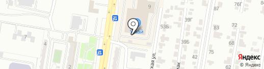 Платежный терминал, Нурбанк на карте Караганды