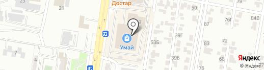 Natali на карте Караганды